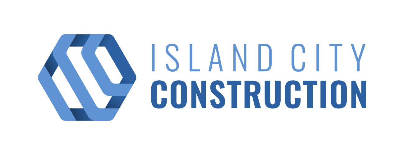 Island City Construction Website
